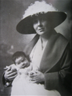 Mrs Christine Sandford, the founder of Sandford English Community School, now Sandford International School circa 1930